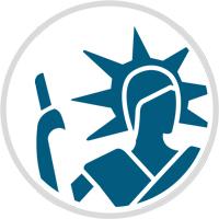 logo de la SCP Olivier UGOLINI - Delphine LACROIX-UGOLINI Huissiers de Justice à Biarritz en Pyrénées Atlantiques (64)